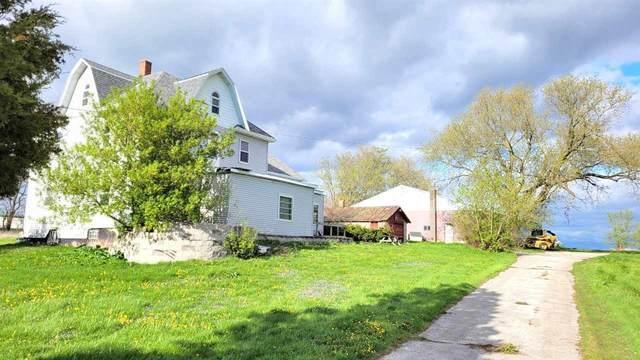 N9563 Sexton Road, Elkhart Lake, WI 53020 (#50239750) :: Ben Bartolazzi Real Estate Inc