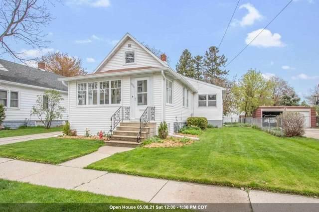 1000 School Place, Green Bay, WI 54311 (#50239754) :: Carolyn Stark Real Estate Team