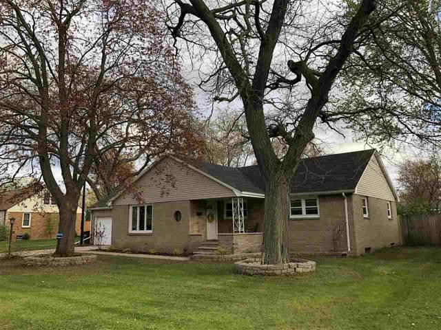 150 E Briar Lane, Green Bay, WI 54301 (#50239765) :: Ben Bartolazzi Real Estate Inc