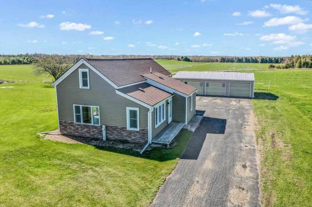 E3291 Townline Road, Kewaunee, WI 54217 (#50239768) :: Town & Country Real Estate