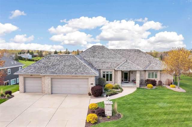 3399 Sonata Drive, Green Bay, WI 54311 (#50239772) :: Carolyn Stark Real Estate Team