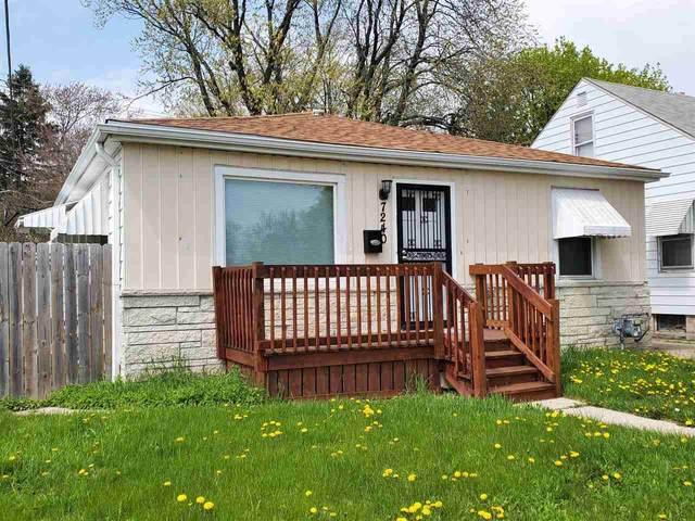 7240 W Grantosa Drive, Milwaukee, WI 53218 (#50239788) :: Carolyn Stark Real Estate Team