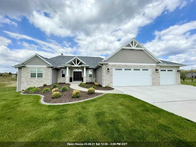 2823 Stone Creek Circle, Green Bay, WI 54313 (#50239798) :: Todd Wiese Homeselling System, Inc.
