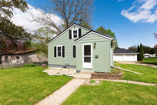 215 Union Street, Ripon, WI 54971 (#50239814) :: Ben Bartolazzi Real Estate Inc