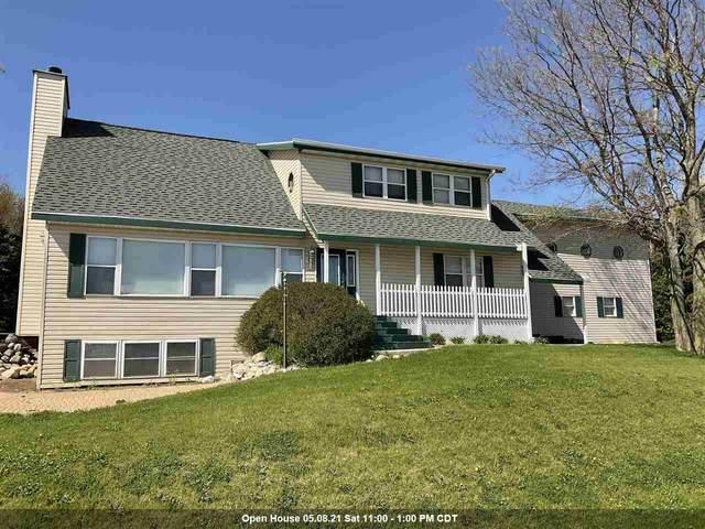 N2207 Brothertown Beach Road, Chilton, WI 53014 (#50239819) :: Carolyn Stark Real Estate Team