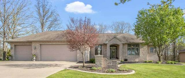 3192 Warm Springs Drive, Green Bay, WI 54311 (#50239831) :: Town & Country Real Estate