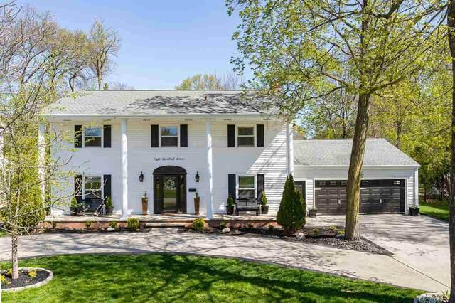 816 Grant Place, Neenah, WI 54956 (#50239838) :: Ben Bartolazzi Real Estate Inc