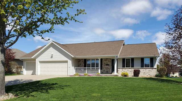 W7052 Puls Farm Place, Greenville, WI 54942 (#50239839) :: Todd Wiese Homeselling System, Inc.