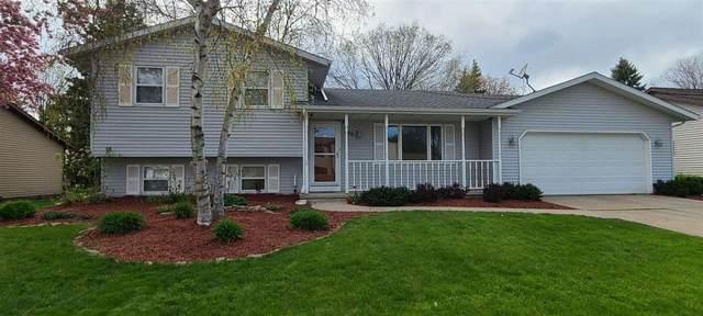 870 Athens Drive, Green Bay, WI 54311 (#50239845) :: Ben Bartolazzi Real Estate Inc