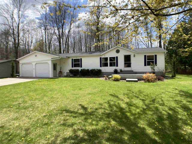 W4687 Swan Acre Drive, Cecil, WI 54111 (#50239847) :: Carolyn Stark Real Estate Team