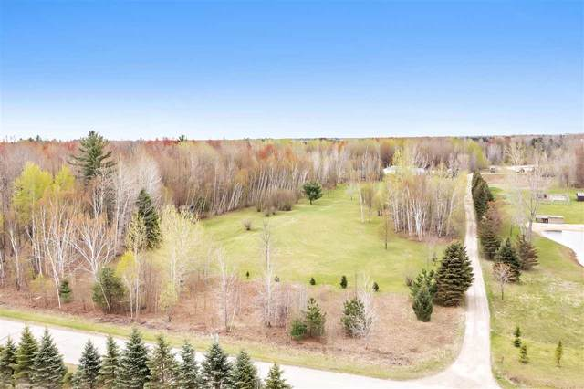 Sundew Road, Sobieski, WI 54171 (#50239853) :: Ben Bartolazzi Real Estate Inc