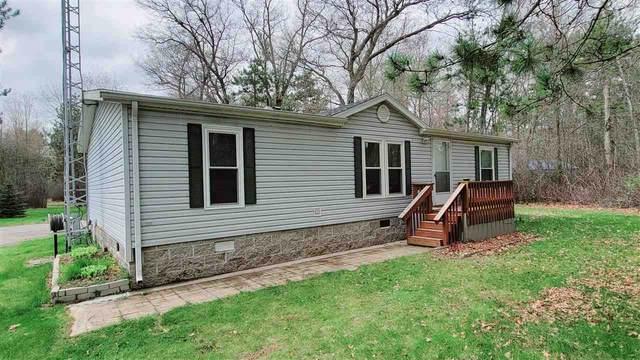 N1903 Shore Drive, Marinette, WI 54143 (#50239868) :: Ben Bartolazzi Real Estate Inc
