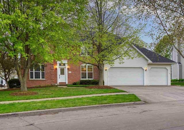 501 E Castlebury Lane, Appleton, WI 54913 (#50239871) :: Carolyn Stark Real Estate Team