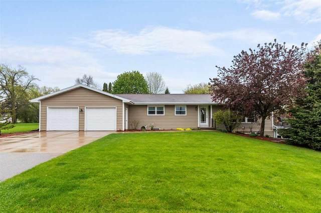 225 Omreau Avenue, Omro, WI 54963 (#50239890) :: Ben Bartolazzi Real Estate Inc