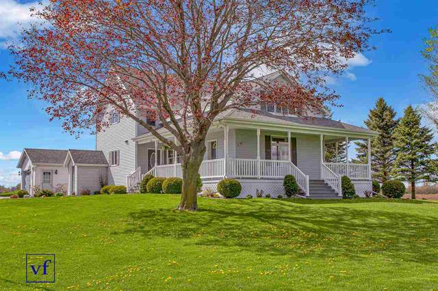 12734 Hwy 67, Kiel, WI 53042 (#50239901) :: Town & Country Real Estate