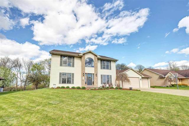547 Fawnwood Drive, Wrightstown, WI 54180 (#50239906) :: Dallaire Realty