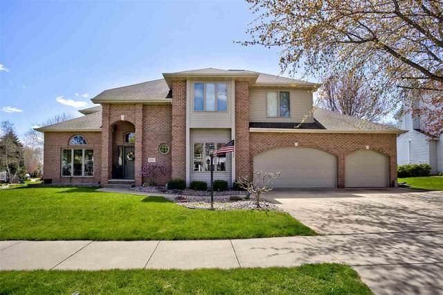 331 E Wayfarer Lane, Appleton, WI 54913 (#50239915) :: Carolyn Stark Real Estate Team