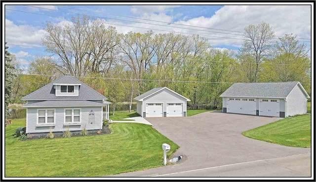 114 Tustin Road, Fremont, WI 54940 (#50239917) :: Ben Bartolazzi Real Estate Inc
