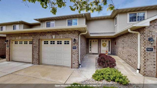 1300 Alpine Drive #506, Green Bay, WI 54311 (#50239924) :: Dallaire Realty