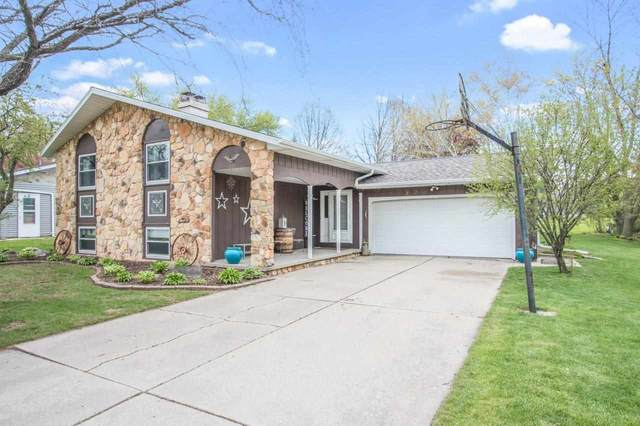 1822 Baltic Circle, Green Bay, WI 54311 (#50239925) :: Dallaire Realty