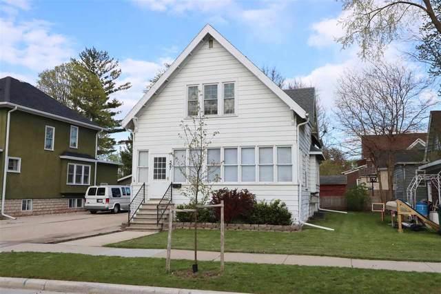 327 Marquette Street, Fond Du Lac, WI 54935 (#50239927) :: Ben Bartolazzi Real Estate Inc