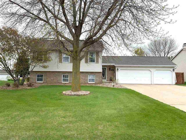 2124 Kensington Lane, Green Bay, WI 54311 (#50239942) :: Dallaire Realty