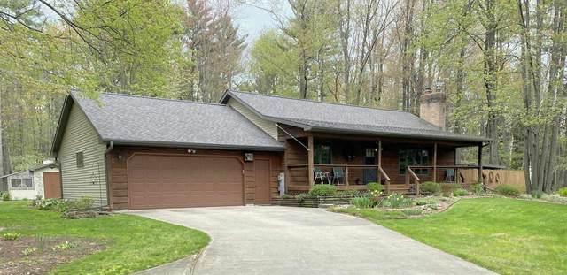 W8564 Cloverleaf Lake Road, Clintonville, WI 54929 (#50240004) :: Ben Bartolazzi Real Estate Inc