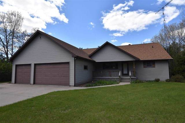 W6708 Porters Lake Road, Wautoma, WI 54982 (#50240017) :: Dallaire Realty