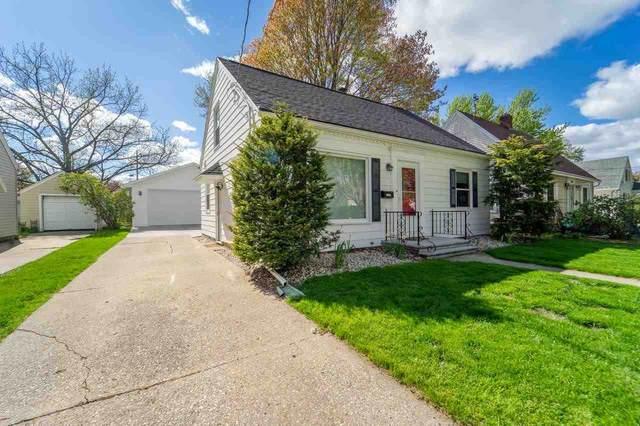 1831 N Alvin Street, Appleton, WI 54911 (#50240033) :: Carolyn Stark Real Estate Team