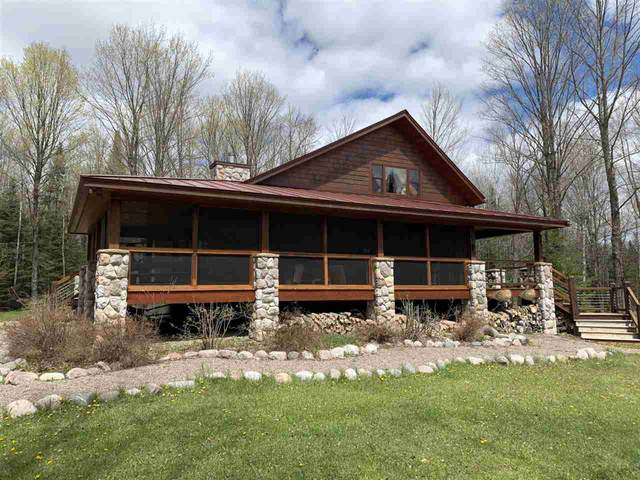 1842 Big Cub Trail, Laona, WI 54541 (#50240035) :: Town & Country Real Estate