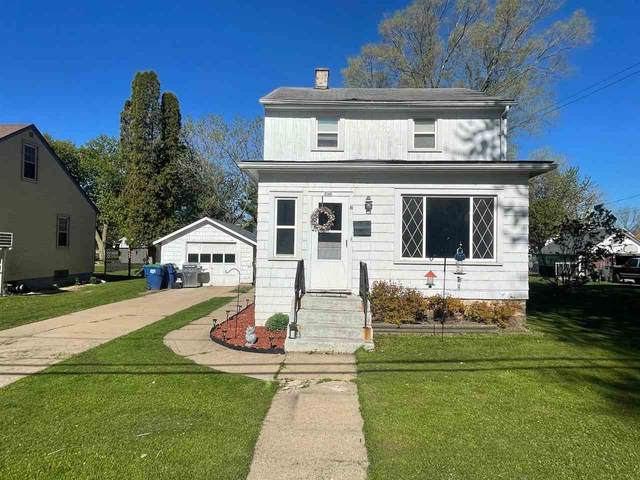 256 Bennett Street, Clintonville, WI 54929 (#50240041) :: Todd Wiese Homeselling System, Inc.