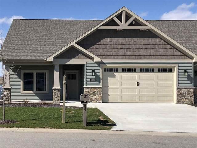 1437 Prairie Lake Circle, Neenah, WI 54956 (#50240042) :: Carolyn Stark Real Estate Team