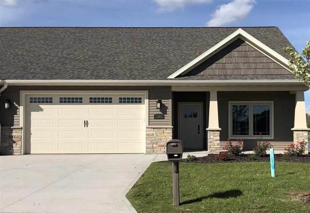 1435 Prairie Lake Circle, Neenah, WI 54956 (#50240047) :: Carolyn Stark Real Estate Team