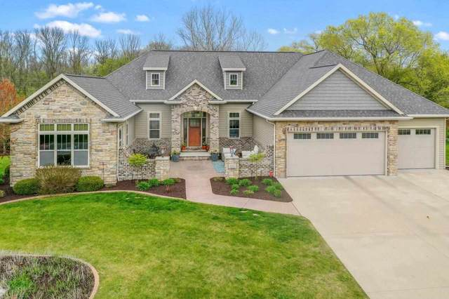 3417 Meadow Sound Drive, De Pere, WI 54115 (#50240049) :: Todd Wiese Homeselling System, Inc.