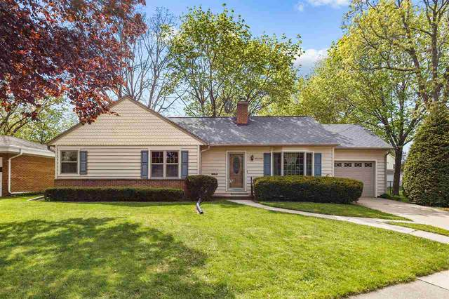 1623 Clarks Court, Oshkosh, WI 54901 (#50240080) :: Town & Country Real Estate