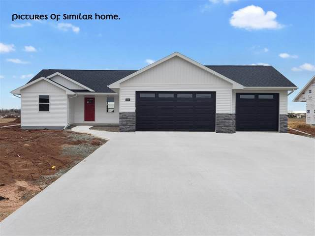 4139 Lakeland Drive, Omro, WI 54950 (#50240086) :: Town & Country Real Estate