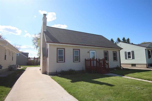 572 Martin Avenue, Fond Du Lac, WI 54935 (#50240119) :: Todd Wiese Homeselling System, Inc.