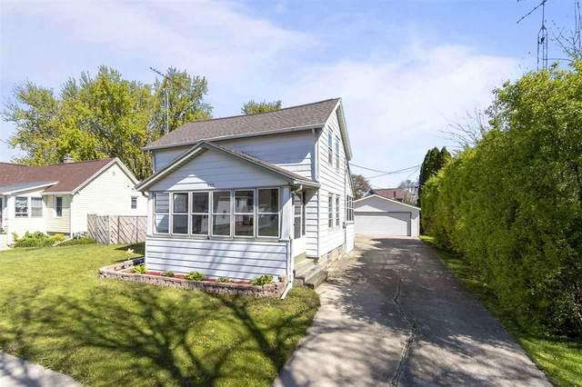 339 W 9TH Street, Fond Du Lac, WI 54935 (#50240143) :: Todd Wiese Homeselling System, Inc.
