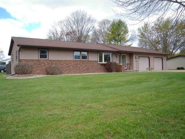 1155 Melody Drive, Green Bay, WI 54303 (#50240150) :: Todd Wiese Homeselling System, Inc.