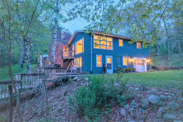 W4698 Lake Street, Wild Rose, WI 54984 (#50240153) :: Dallaire Realty