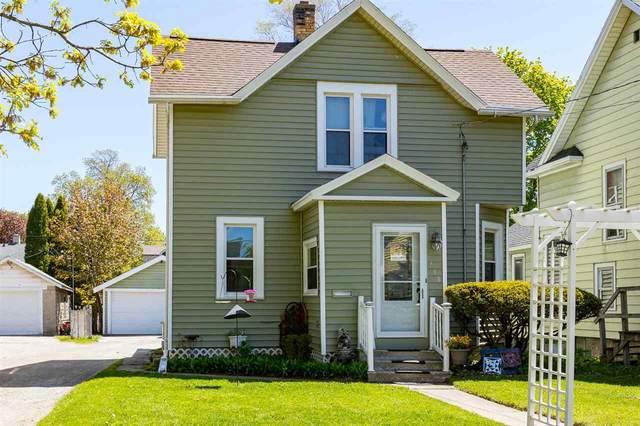 738 Bowen Street, Oshkosh, WI 54901 (#50240155) :: Town & Country Real Estate