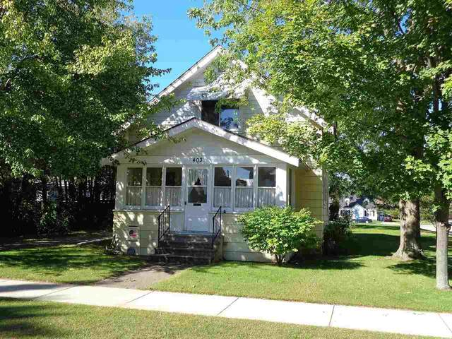 403 S Union Street, Shawano, WI 54166 (#50240156) :: Todd Wiese Homeselling System, Inc.