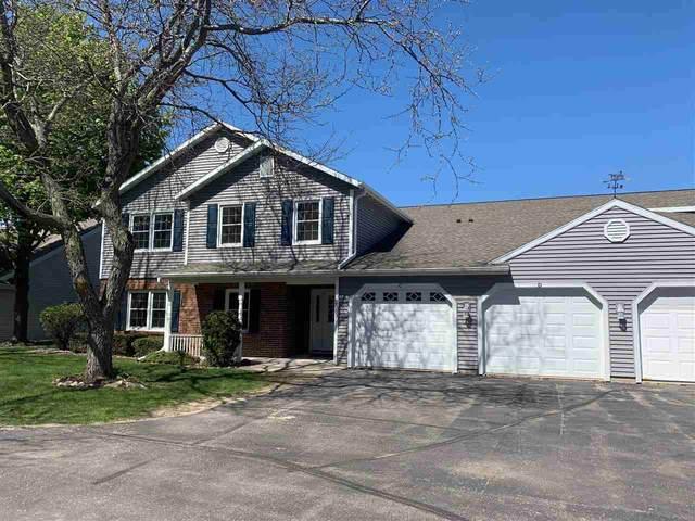 2553 Village Lane D, Oshkosh, WI 54904 (#50240160) :: Town & Country Real Estate