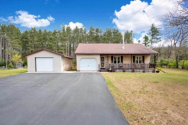 N2510 Buckhorn Circle, Wautoma, WI 54982 (#50240192) :: Ben Bartolazzi Real Estate Inc