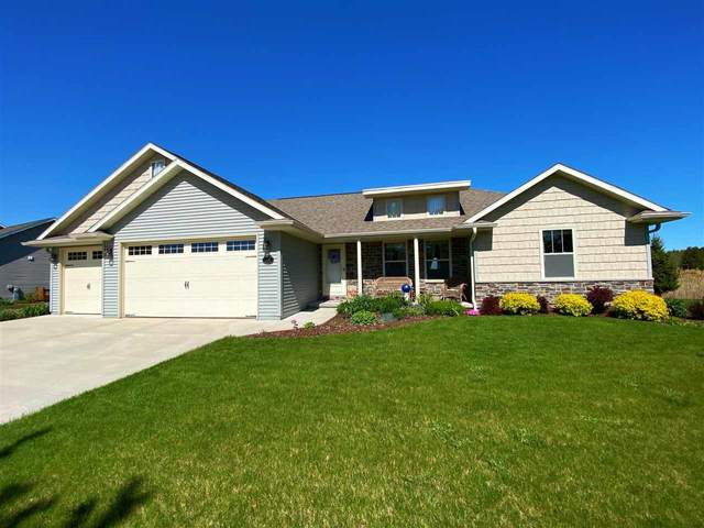 1531 Hunter Avenue, Fond Du Lac, WI 54937 (#50240195) :: Todd Wiese Homeselling System, Inc.
