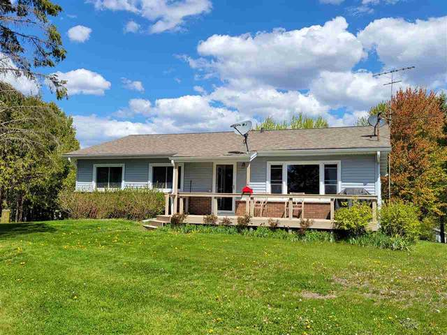 N4427 Rose Brook Road, Shawano, WI 54166 (#50240197) :: Ben Bartolazzi Real Estate Inc