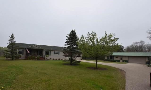 N5602 Sondalle Lane, Princeton, WI 54968 (#50240202) :: Todd Wiese Homeselling System, Inc.