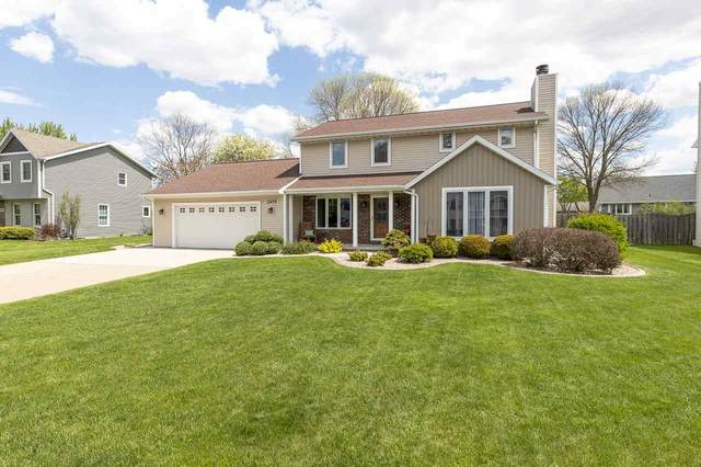 2495 Fairhaven Drive, Green Bay, WI 54311 (#50240218) :: Dallaire Realty