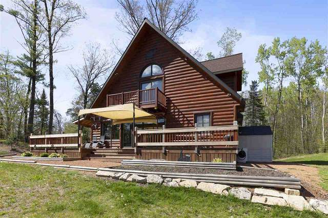 N9090 Carper Road, Iola, WI 54945 (#50240236) :: Carolyn Stark Real Estate Team