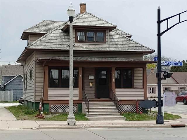 2122 Washington Street, Manitowoc, WI 54241 (#50240263) :: Todd Wiese Homeselling System, Inc.